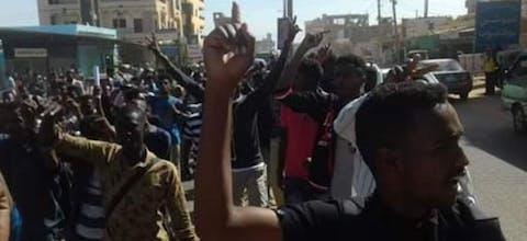 Demonstranten door veiligheidstroepen gedood in Sudan