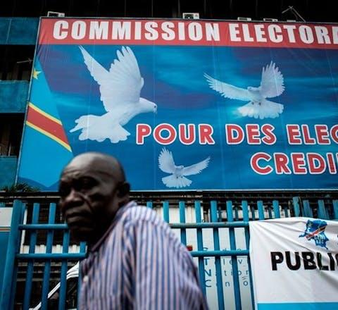 Media in Democratische Republiek Congo gesloten na verkiezingen op 30 december 2018