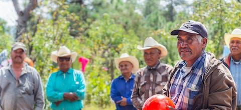 Julián Carrillo, milieuactivist in Mexco