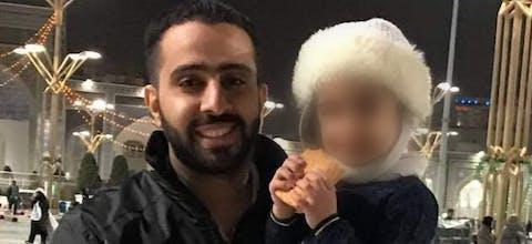 Ali Mohamed al-Showaikh uit Bahrein