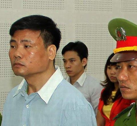 Journalist Truong Duy Nhat uit Vietnam wilde in Thailand asiel aanvragen maar werd ontvoerd