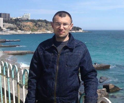 Emir-Usein Kuku uit de Krim
