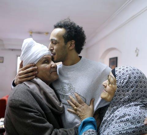 In Egypte is fotograaf Mahmoud Abu Zaid, beter bekend als Shawkan, na 5 jaar vrijgelaten