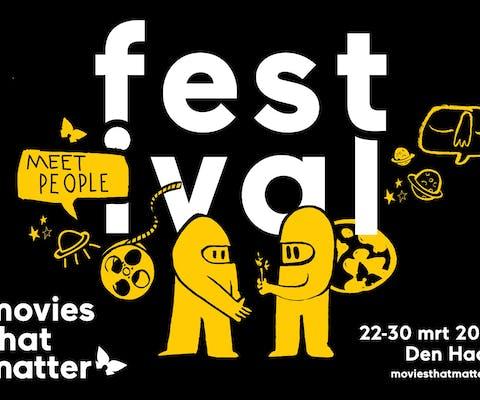 Van 22 t/m 30 maart 2019 vindt het Movies that Matter Festival, hét internationale film- en debatfestival over vrede en recht, plaats in Filmhuis Den Haag en het Theater aan het Spui.