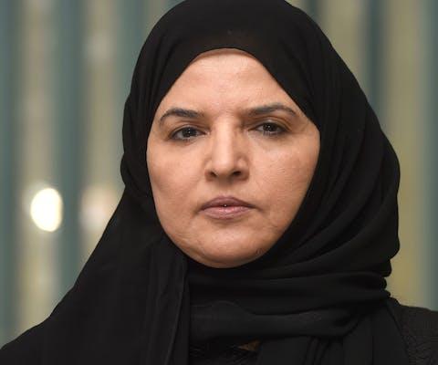 Vrouwenrechtenactivist Aziza al-Yousef uit Saudi-Arabië zat 10 maanden in de gevangenis. Kort na haar vrijlating werd haar zoon Salah al-Haidar opgepakt.