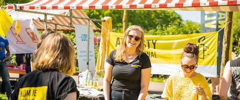 Bevrijdingsfestival Utrecht 2018