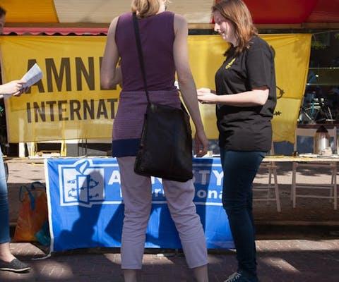 Amnesty Leiden Festival 5 mei
