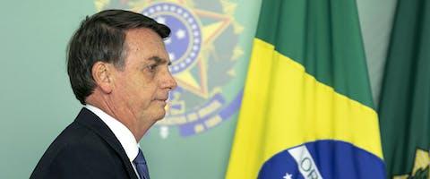 Braziliaanse president Jail Bolsonaro