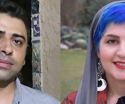 Esmail Bakhshi en Sepideh Gholian