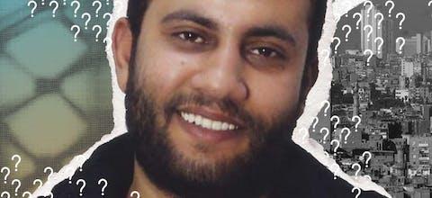 Ibrahim Ezz El-Din uit Egypte is een van de mensen voor wie tijdens Write for Rights 2019 wordt geschreven