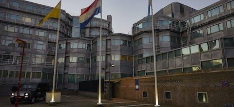 Gebouw Ministerie van Binnenlandse Zaken