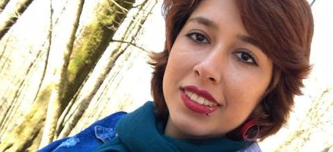 Saba Kordafshari kreeg 24 jaar cel omdat ze actievoerde tegen de verplichte hoofddoek in Iran