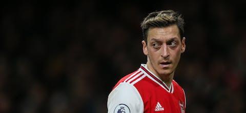 Mesut Özil - 23 Nov 2019