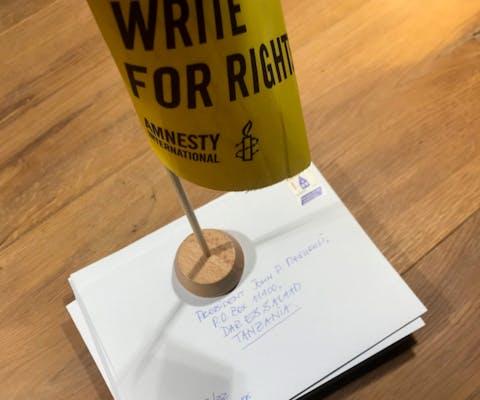 W4R Amnesty Dordrecht