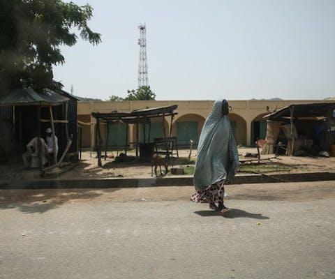 Het Nigeriaanse leger heeft hele dorpen verbrand als antwoord op het toenemend aantal aanvallen van de gewapende groepering Boko Haram.