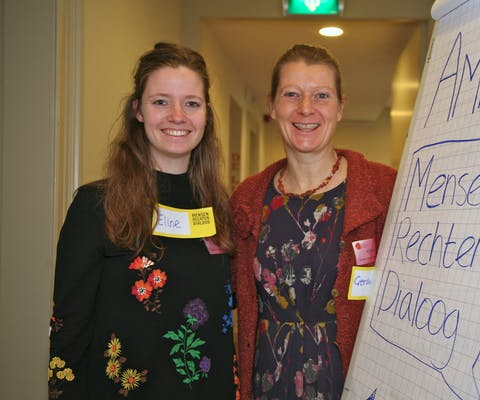 Amnesty Leiden verzorgt workshop