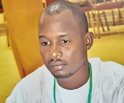 Mamane Kaka Touda uit Niger is vrijgelaten. Hij zat vast nadat hij een bericht over een mogelijke coronabesmetting in Niger online zette