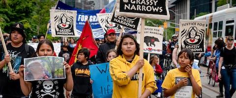Amnesty steunt acivisten die zich inzetten om opwarming van de aarde tegen te gaan