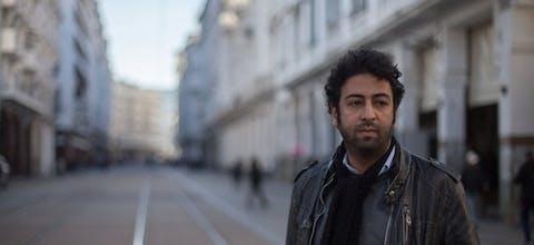 De Marokkaanse journalist mar Radi werd bespioneerd met spyware van NSO Group