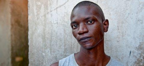 Steven Kighoma (29): 'Liever was ik doodgegaan dan dat ik dit had meegemaakt.'