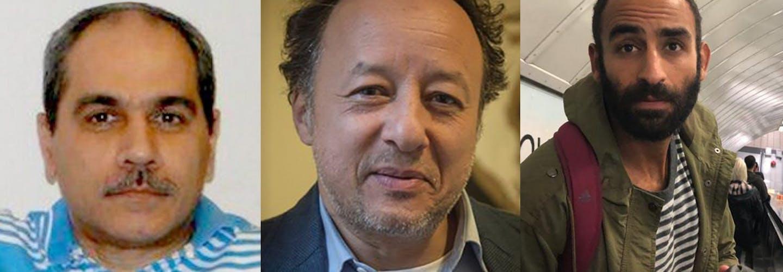 Egypte laat drie mensenrechtenverdedigers vrij
